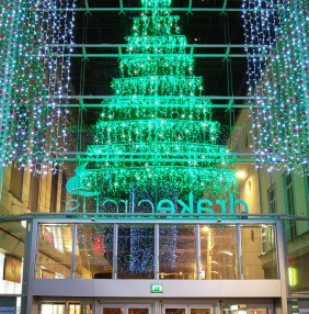 Commercial Christmas Decoration